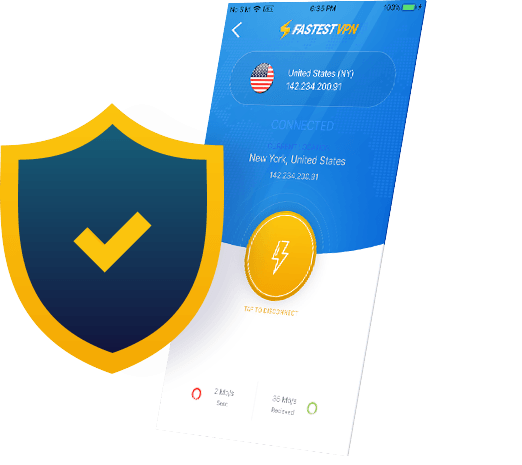 VPN for iOS gives you all-round                         Protection and Privacy