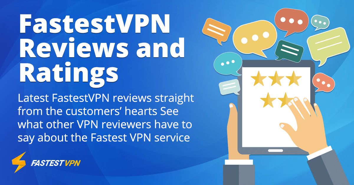 FastestVPN Reviews 2018 | VPN Reviews of FastestVPN from our