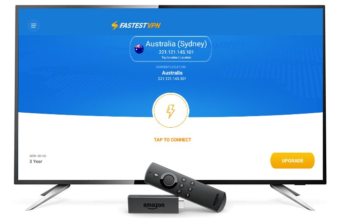 FastestVPN on Fire TV Stick